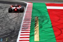 Kimi Raikkonen, Alfa Romeo, Circuit de Catalunya, 2019