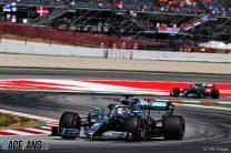 2019 Spanish Grand Prix race result