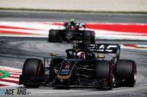 Romain Grosjean, Haas, Circuit de Catalunya, 2019