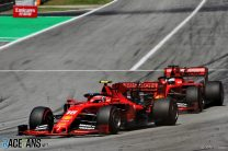 Binotto stands by timing of Ferrari driver swaps during race