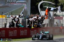 Hamilton: Mercedes has built its best car and the strongest team ever