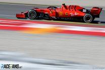 Charles Leclerc, Ferrari, Circuit de Catalunya, 2019