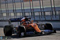 Carlos Sainz Jnr, McLaren, Circuit de Catalunya, 2019