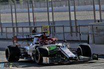 Callum Ilott, Alfa Romeo, Circuit de Catalunya