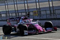 Sergio Perez, Racing Point, Circuit de Catalunya