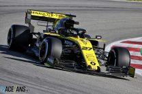 Nico Hulkenberg, Renault, Circuit de Catalunya