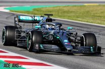 Valtteri Bottas, Mercedes, Circuit de Catalunya