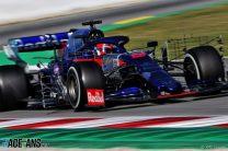 Daniil Kvyat, Toro Rosso, Circuit de Catalunya
