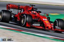 Charles Leclerc, Ferrari, Circuit de Catalunya