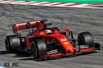 Antonio Fuoco, Ferrari, Circuit de Catalunya