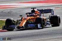 Oliver Turvey, McLaren, Circuit de Catalunya