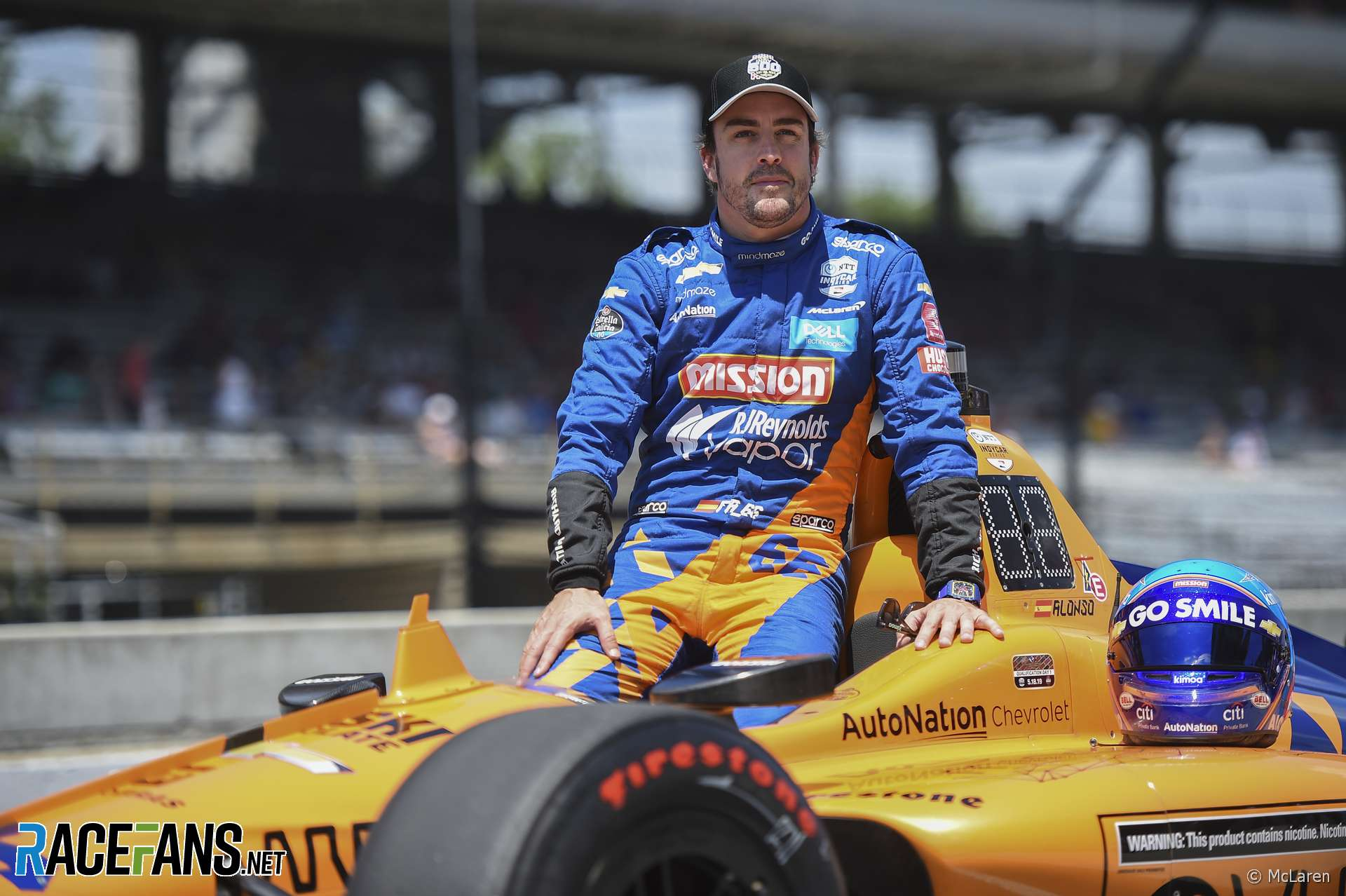Alonso reunites with McLaren for Indianapolis 500 return · RaceFans