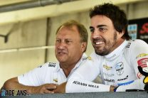 McLaren IndyCar president Fernley leaving team after Alonso fails to qualify for Indy 500