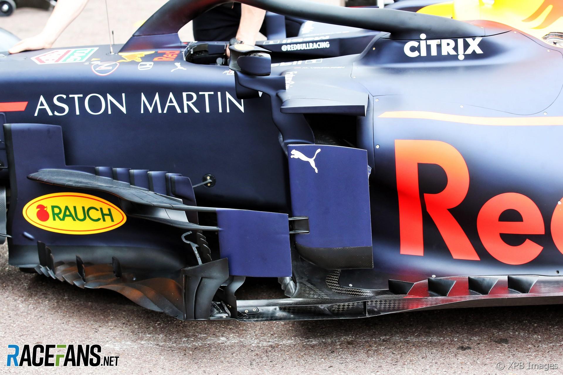 Red Bull, Monaco, 2019 · RaceFans