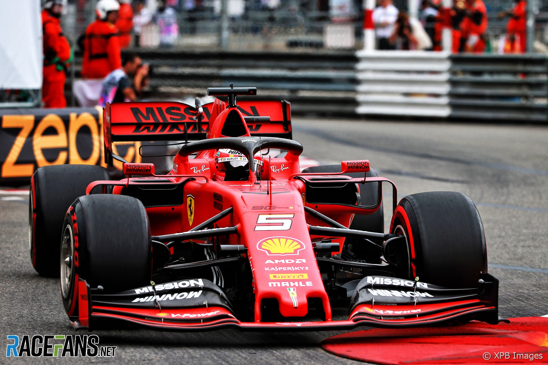 Ferrari sticking with novel front wing concept despite disappointing start to season