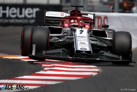 Kimi Raikkonen Unconvinced F1 Cars Have Got Easier To Drive Racefans