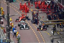 Mercedes: Bottas did 'perfect' job slowing field before pit stop