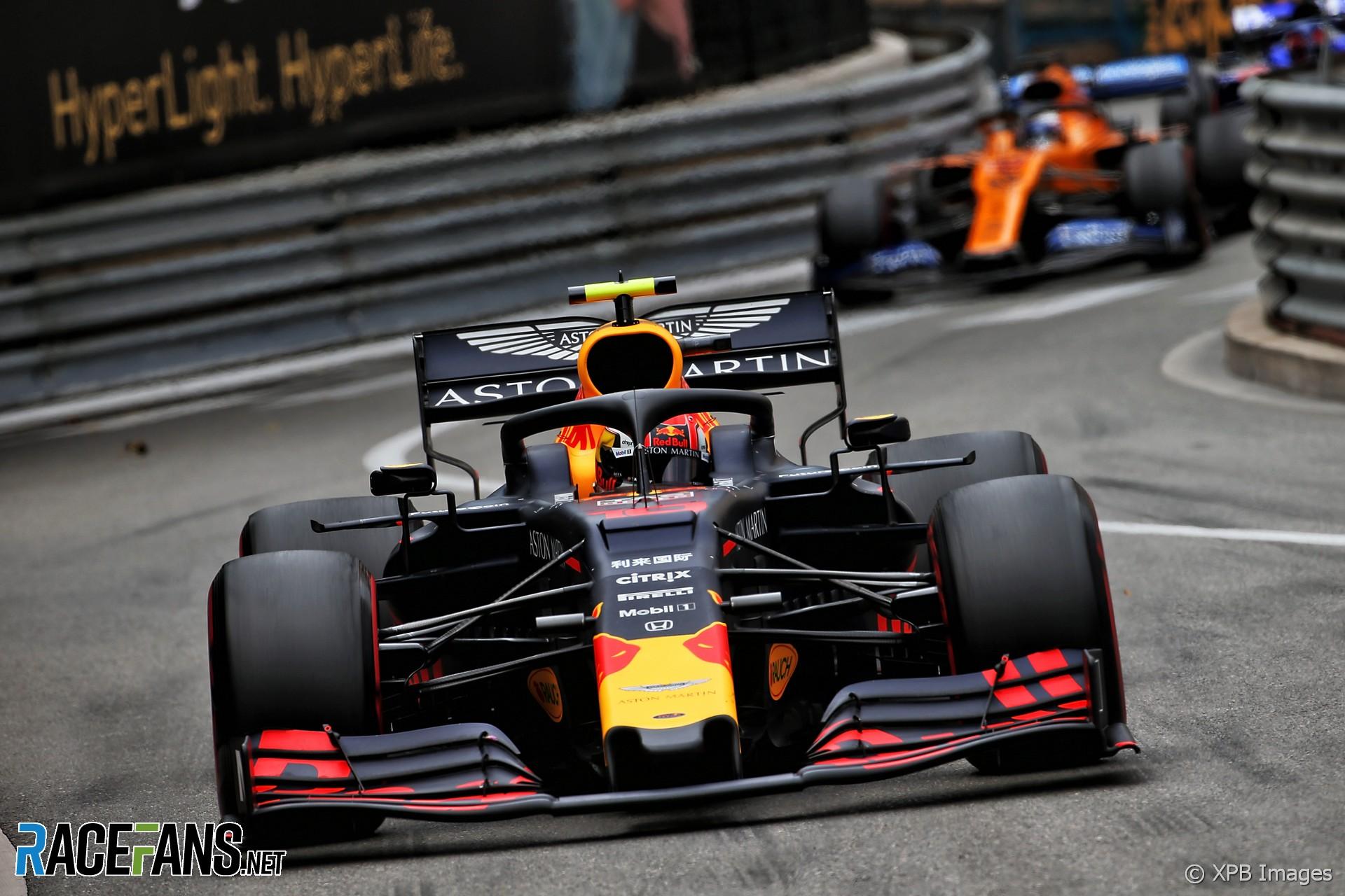 2019 Monaco Grand Prix In Pictures Racefans