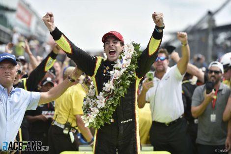 Simon Pagenaud, IndyCar, Indianapolis 500, 2019