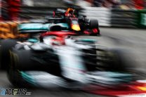 """Verstappen: Penalty """"fired me up"""" to attack Hamilton"""