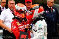 Hamilton wins for Lauda as Verstappen hands second to Vettel
