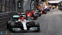 Lewis Hamilton, Mercedes, Monaco, 2019