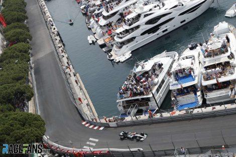Valtteri Bottas, Mercedes, Monaco, 2019