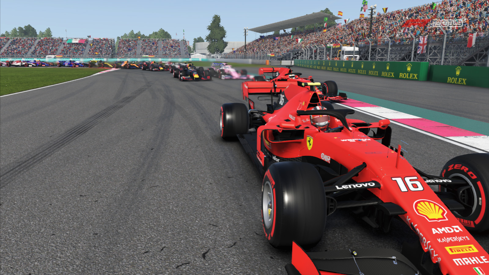 Codemasters F1 2019: First impressions of the finished game · RaceFans
