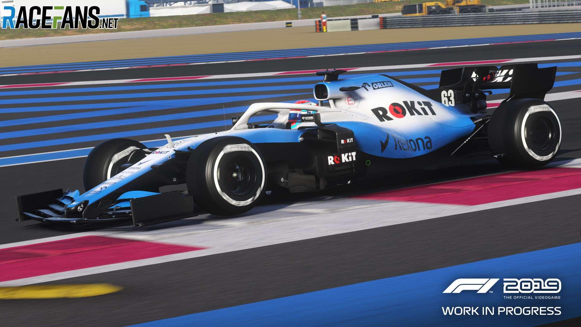 F1 2019: Williams