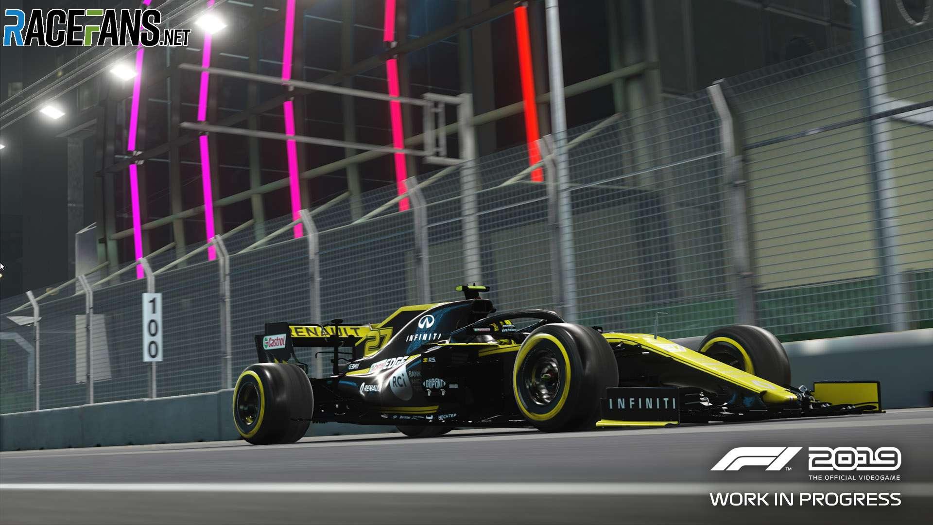 F1 2019: Renault