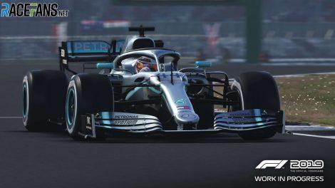 F1 2019: Mercedes