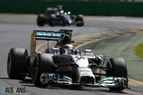 """Fear of rules change led Mercedes to run dominant 2014 engine in """"idle mode"""""""
