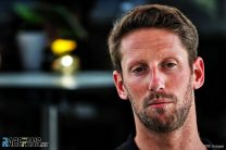 Grosjean: Hard to maintain motivation at end of tough year