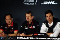Press conference, Circuit Gilles Villeneuve, 2019