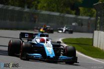 Robert Kubica, Williams, Circuit Gilles Villeneuve, 2019
