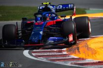 Alexander Albon, Toro Rosso, Circuit Gilles Villeneuve, 2019