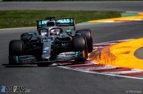 Lewis Hamilton, Mercedes, Circuit Gilles Villeneuve, 2019