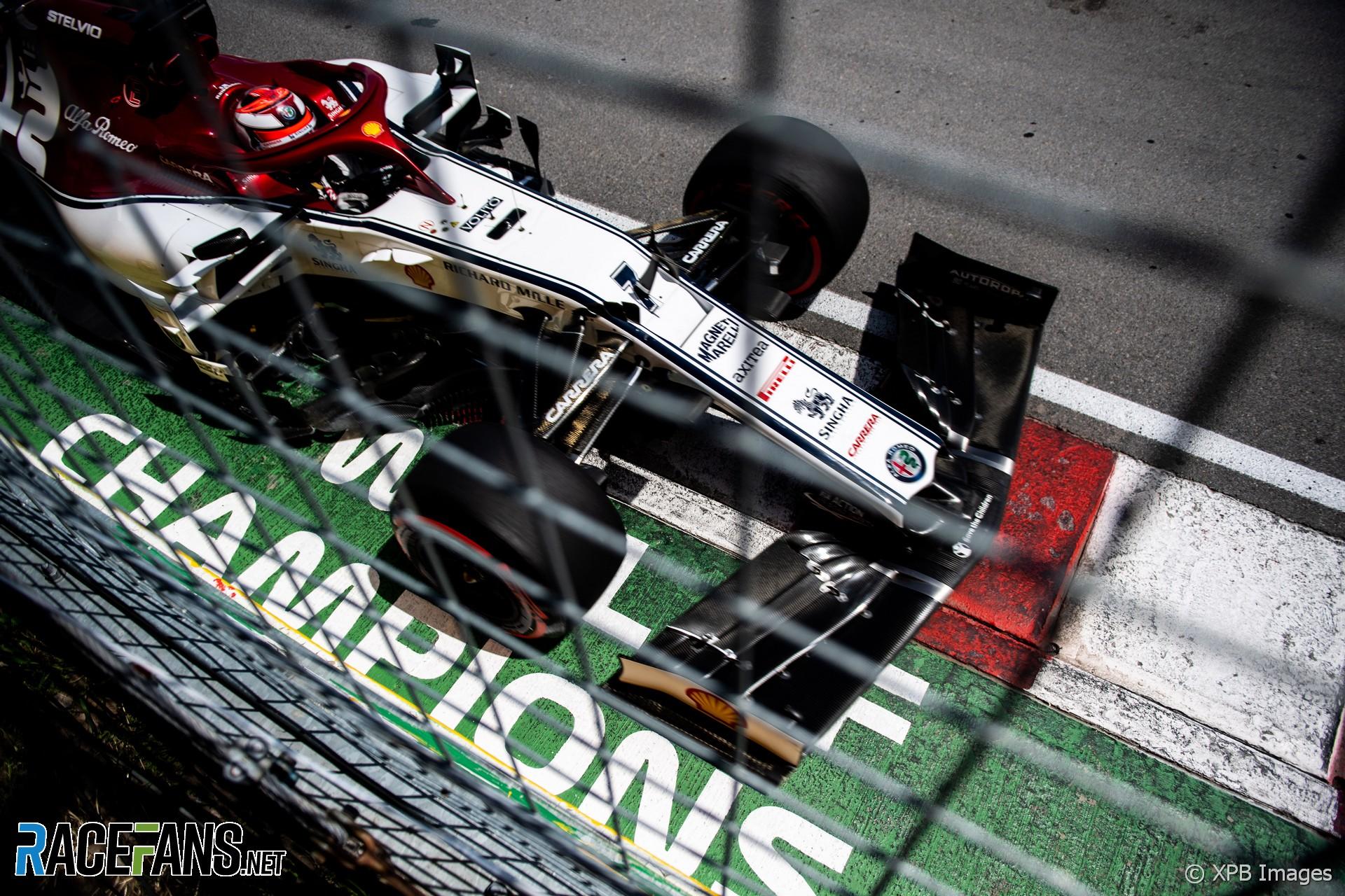 Kimi Raikkonen, Alfa Romeo, Circuit Gilles Villeneuve, 2019