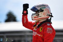 "Under-pressure Vettel needs ""perfect race"" to keep Hamilton back"
