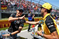 George Russell, Daniel Ricciardo, Circuit Gilles Villeneuve, 2019