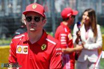 Charles Leclerc, Ferrari, Circuit Gilles Villeneuve, 2019