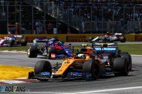 Lando Norris, McLaren, Circuit Gilles Villeneuve, 2019