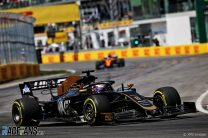 Romain Grosjean, Haas, Circuit Gilles Villeneuve, 2019