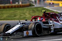 Antonio Giovinazzi, Alfa Romeo, Circuit Gilles Villeneuve, 2019