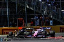 Romain Grosjean, Sergio Perez, Circuit Gilles Villeneuve, 2019