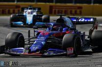 Daniil Kvyat, Toro Rosso, Circuit Gilles Villeneuve, 2019
