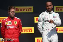 Vettel is 12th driver to lose a race he 'won on the road'