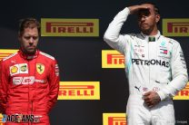 Sebastian Vettel, Lewis Hamilton, Circuit Gilles Villeneuve, 2019