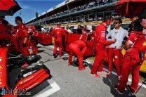Sebastian Vettel, Ferrari, Circuit Gilles Villeneuve, 2019