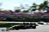 Daniel Ricciardo, Renault, Circuit Gilles Villeneuve, 2019